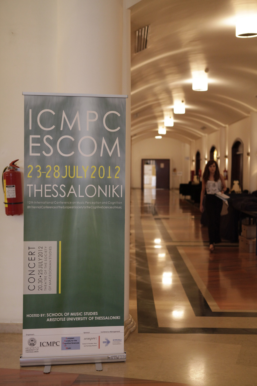 ICMPC conference